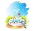 В Балакове будут установлены две фонтанные группы