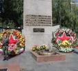 Завтра у обелиска павшим воинам состоится траурно-торжественный церемониал, посвящённый Дню Победы
