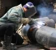 Теплоэнергетики устранили порыв трубопровода на Минской