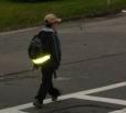 Пешеходов обяжут использовать светоотражающие элементы в темное время суток
