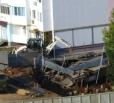 Застройщику, по чьей вине обвалилась дорога, могут отменить разрешение на строительство