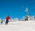 На «Эдельвейсе» прошло Первенство Балаковского муниципального района по лыжным гонкам.