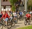 Состоялся велопробег, посвященный годовщине празднования Великой Победы