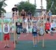 Балаковское молодёжное движение Street Wokrout побывало в Саратове на фестивале уличных видов спорта