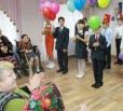 В Балаковском доме-интернате состоялось праздничное мероприятие в честь дня пожилого человека
