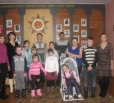 Семьи Балаковского центра «Семья» на экскурсии в музее Военной славы