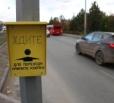 """На """"мировском"""" мосту монтируют кнопочный светофор"""
