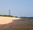 В ближайшие дни возможно повышение уровня воды в Волгоградском водохранилище