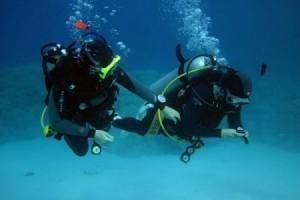 подводное ориентирование