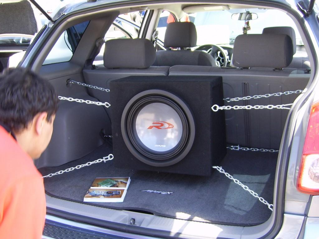 Звук на авто своими руками