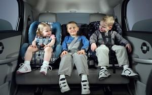 детское автокресло_ребенок пассажир