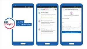 госуслуги мобильное приложение
