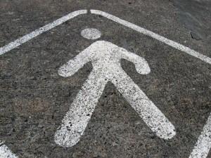сбит пешеход