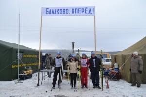лыжня россии 2016_балаковцы