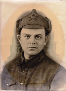 Кистенев Андрей Степанович_солдат_ВОВ