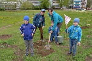 Посади свое дерево_акция_Балаково_5