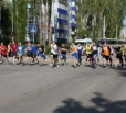 В Балакове прошла легкоатлетическая эстафета