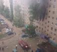 В Балаково прогремел взрыв в жилом доме