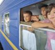 В летние каникулы школьники смогут путешествовать в поездах с 50%-й скидкой