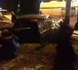 """В Балаково нетрезвые товарищи протаранили столб на """"шестерке"""""""