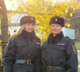 Балаковские полицейские провели учения в Вольском районе