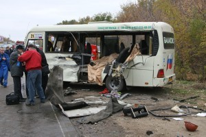 авария автобус балаково