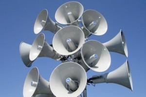 Система оповещения в городе Балаково