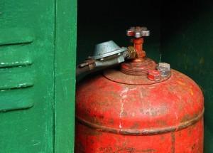 Газовый баллон в Балаково