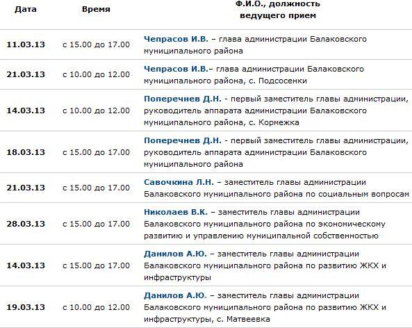 грфик приема граждан_март