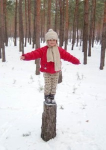 зима_лес_прогулка