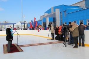 открытие хоккейно площадки_Балаково