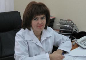 Крючкова Надежда Николаевна
