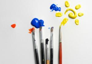 конкурс рисунков_краски
