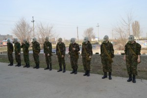 военная спартакиада