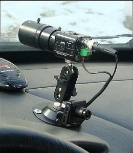 камера в машине