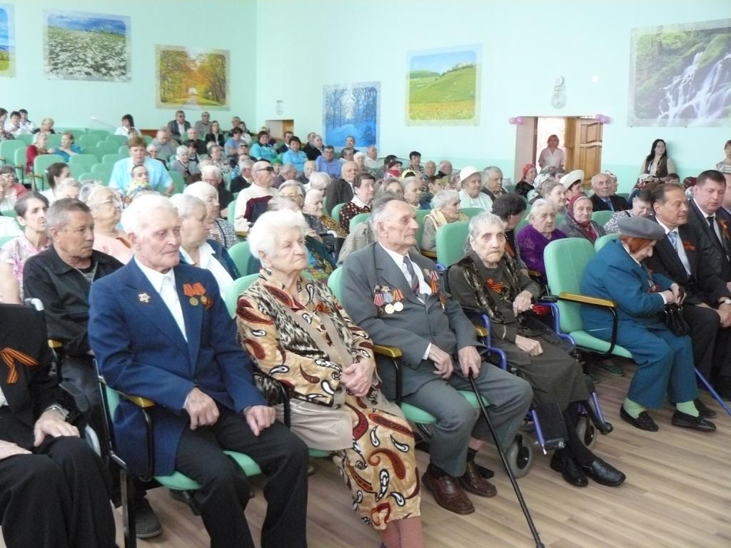 дом ветеранов_концерт