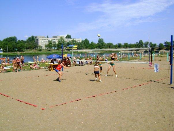 Фото пляжей в балаково