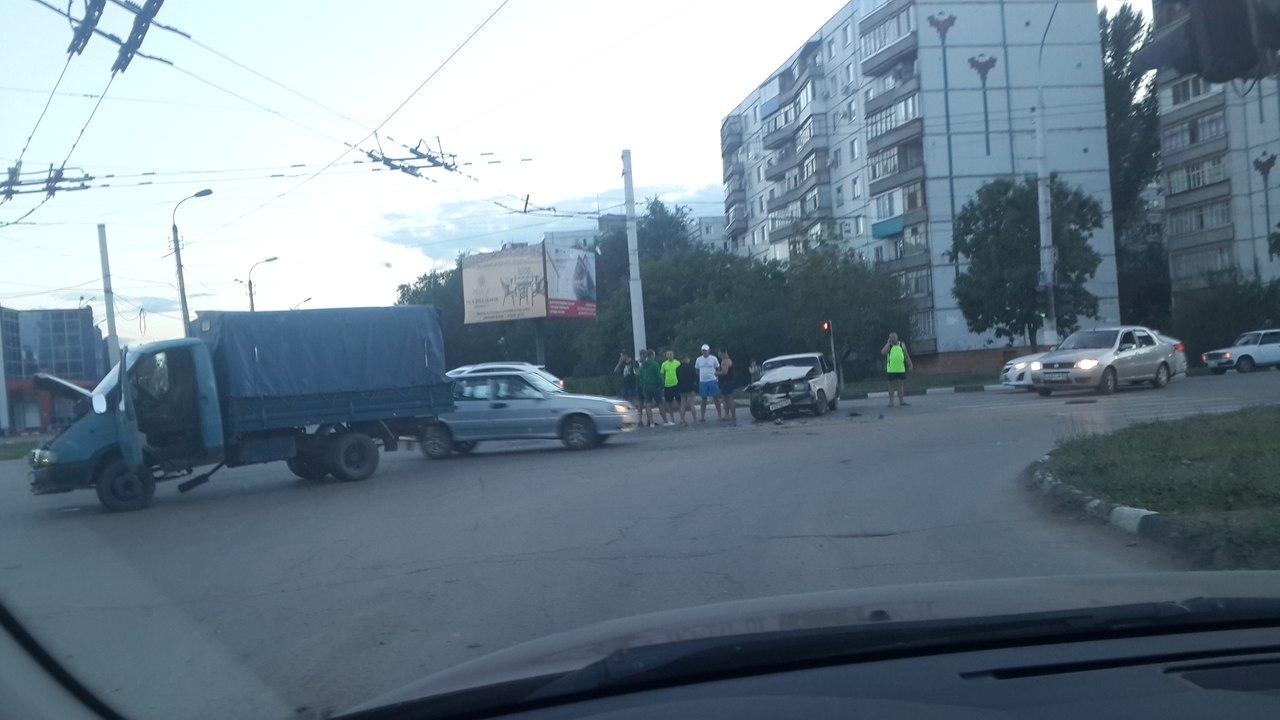 ДТП_газель_2105