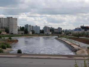 оросительный канал_Балаково_бурлилка