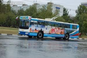 троллейбус_балаково_день города