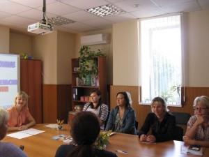 обучающий семинар для молодежи