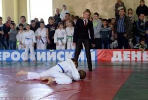 турнир по борьбе
