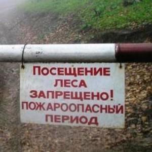 ограничение_лес_пожароопасный период
