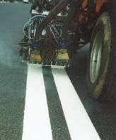 дорожно-разметочная машина