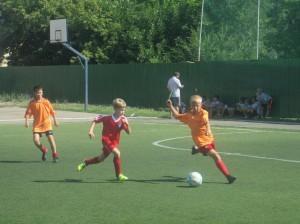 футбол_дворовые команды