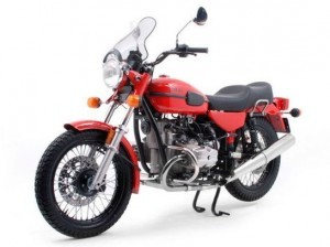 урал_мотоцикл