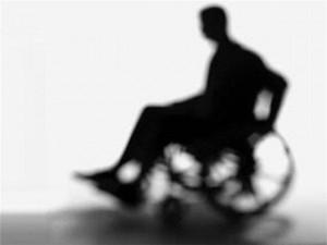 инвалид, колясочник