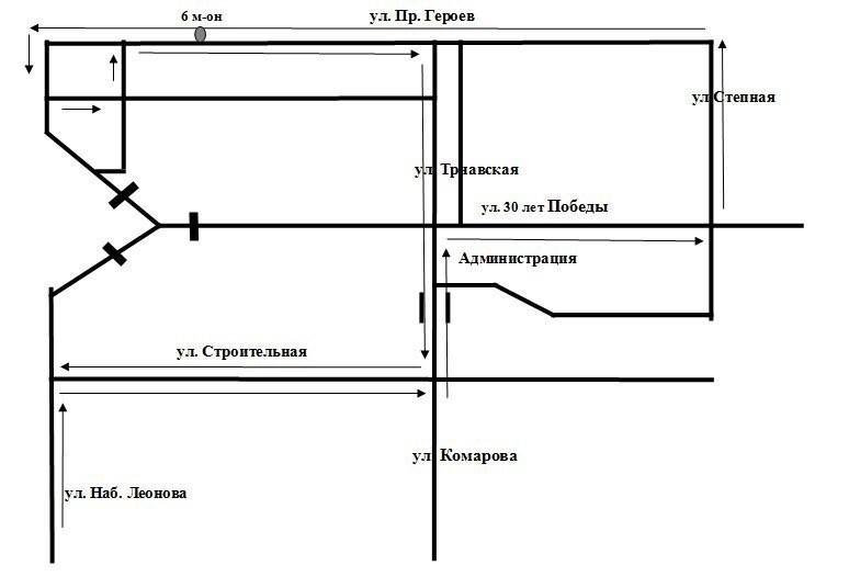 Мост в балаково схема