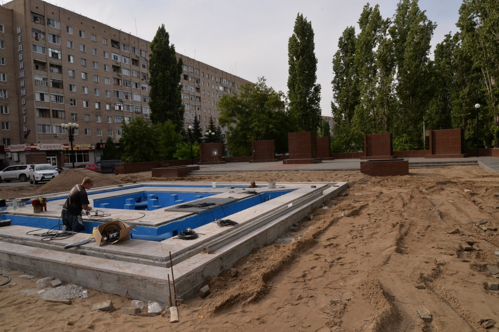 строительство фонтана_балаково_3
