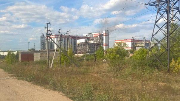 маслоэкстракционный завод_пожар